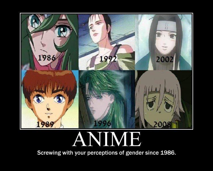 Anime. 1986: Andromeda Shun from Saint Seiya, male 1989: Noa Izumi from Patlabor, female 1992: Rebin from Tekkaman Blade, male 1996: Kimera from Kimera, female