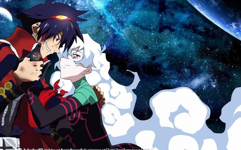 Anime Comp: Gurren Lagann