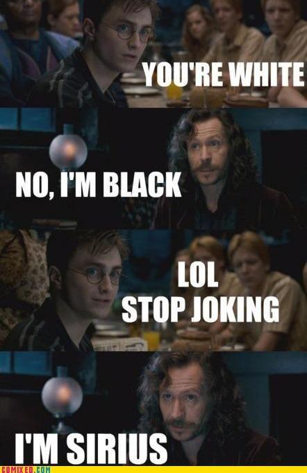 blague drole harry potter