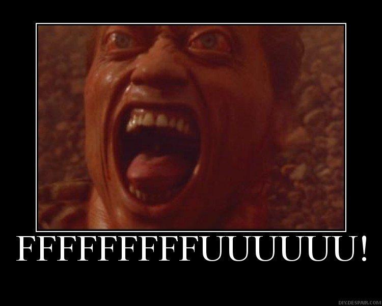 Arnold Schwarzenegger rage face. yup.. total recall its a hilarious movie rage Face arnold schwarzenegger ah lol