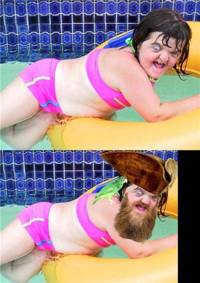 Arrrgh me hardees!. .. ITT: Crippled pirates