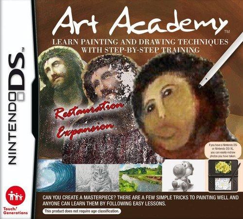 Art Academy. .. Wanna trade?