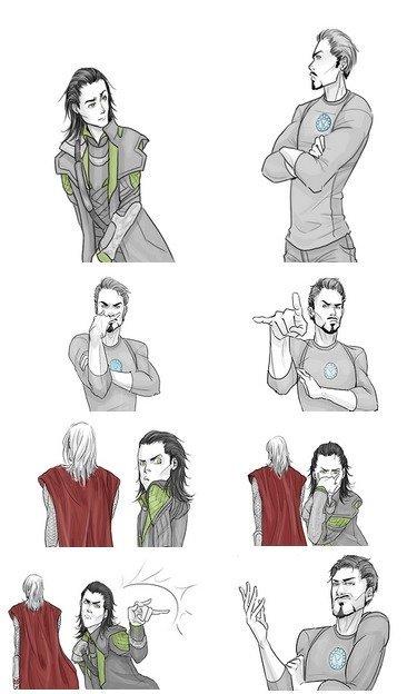 Asgard: The Legend of Loki. .