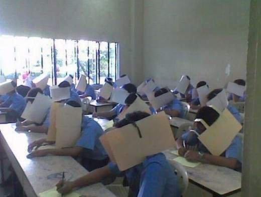 ASIANS Dont cheat. .