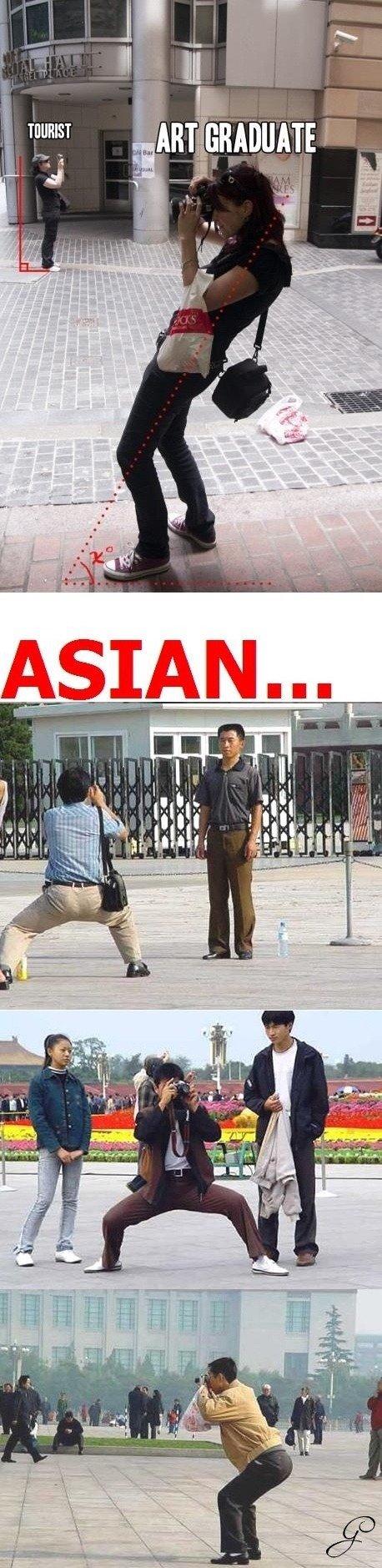 asians... .