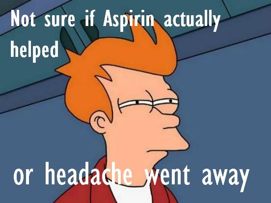 Aspirin. Aspirin.. Not sure if Aspirin actually