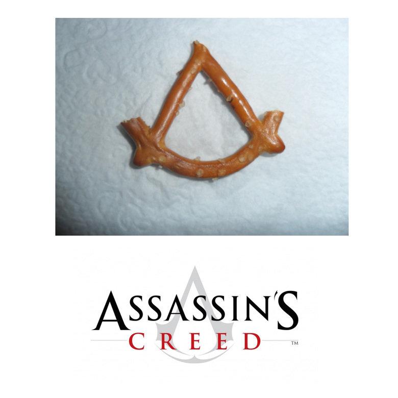 Origin Of The Assassins Symbol Assassinscreed