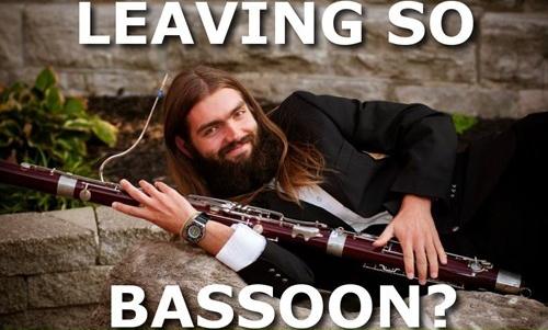 AssButt. .. That post gave me the biggest tromboner.