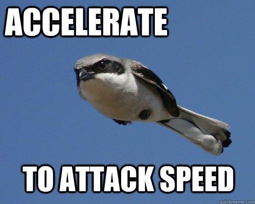 Attack Speed. . Annex spun .