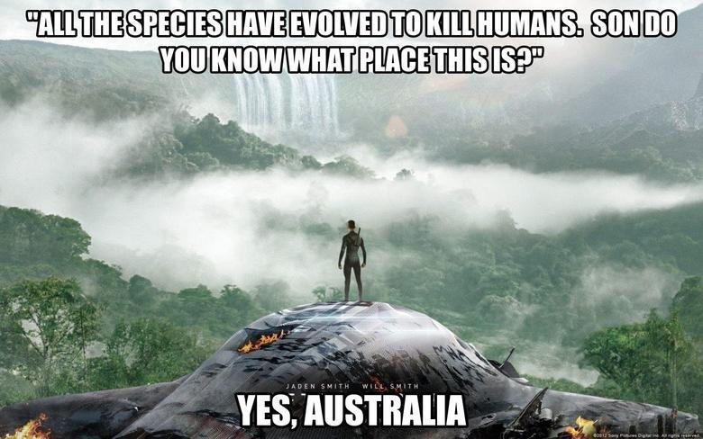 Australia. .