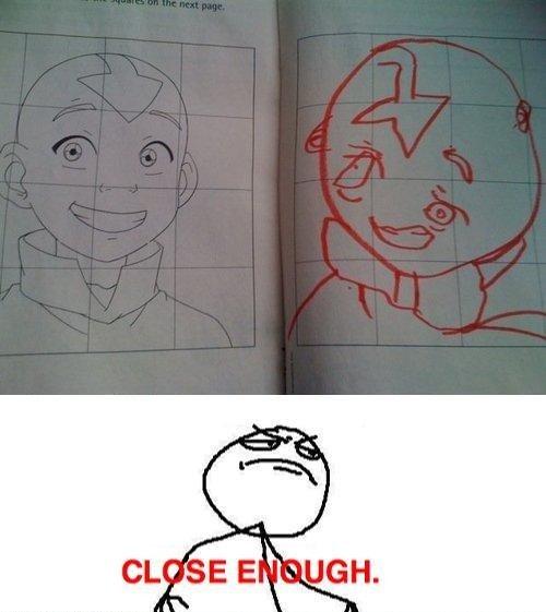 Avatar enough. .