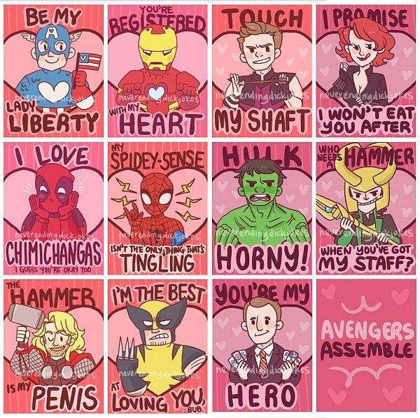 Avengers Assemble. .
