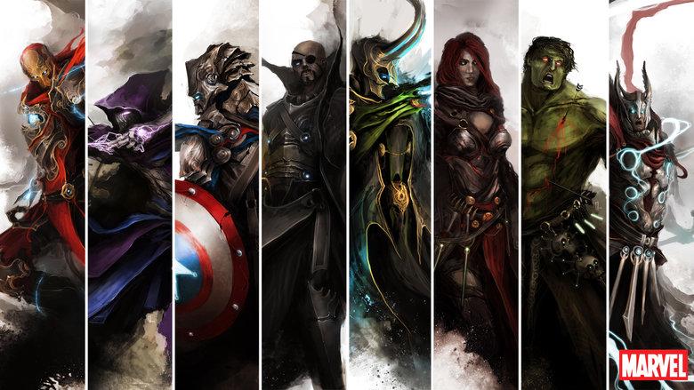 avengers. .