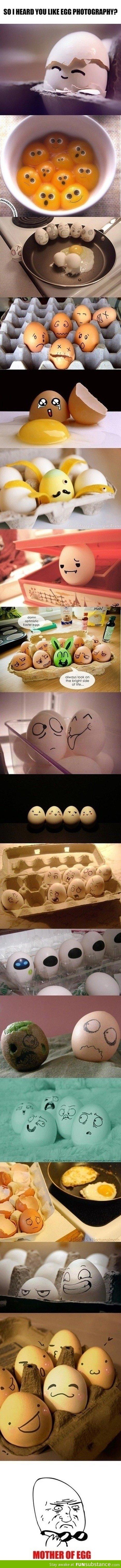 Awesome Egg Art. .