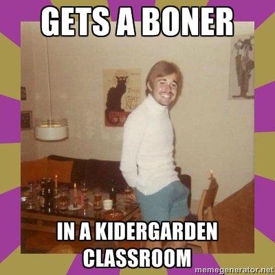 Awkward Boner Bob. . IN i