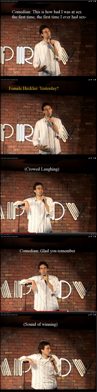 BURN B, BURN. comedian is winning.. An artist's representation of this moment.