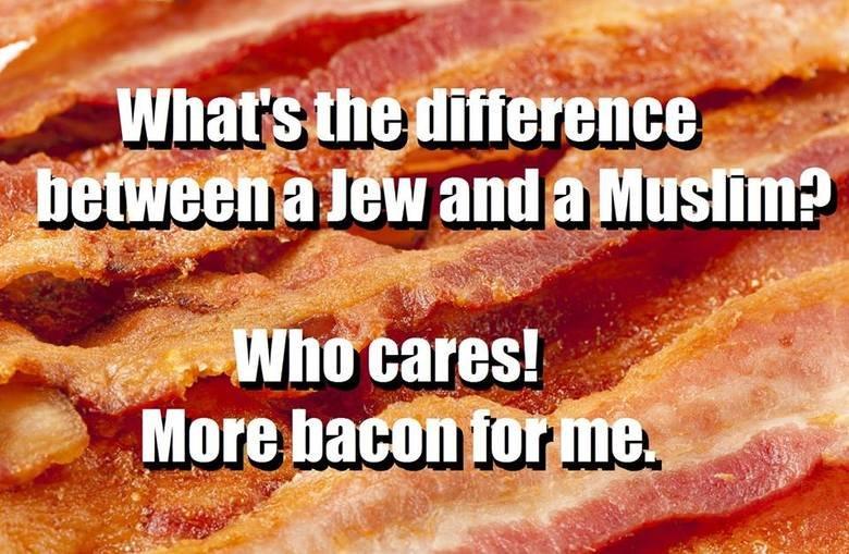 bacon. .