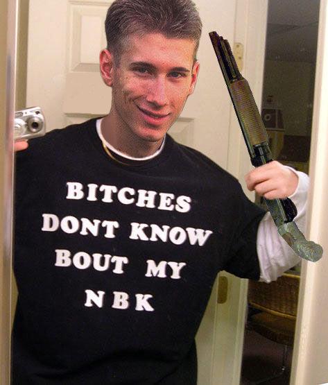 bad luck kyle. .. Eric Harris, 1999 Columbine.