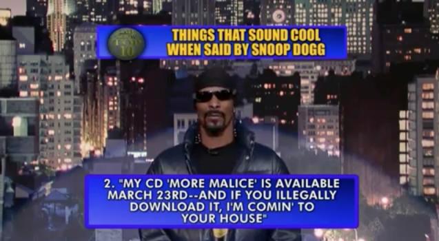 Badass Snoop Dogg is Badass. .