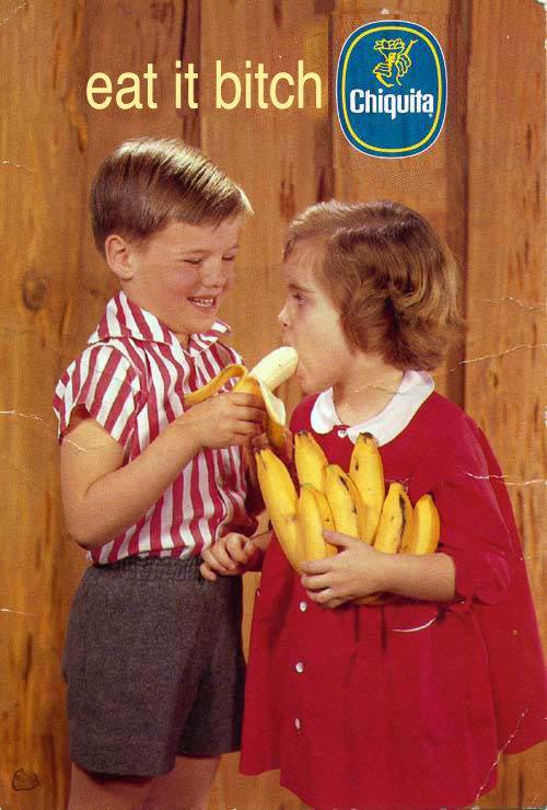 Banana. not oc.