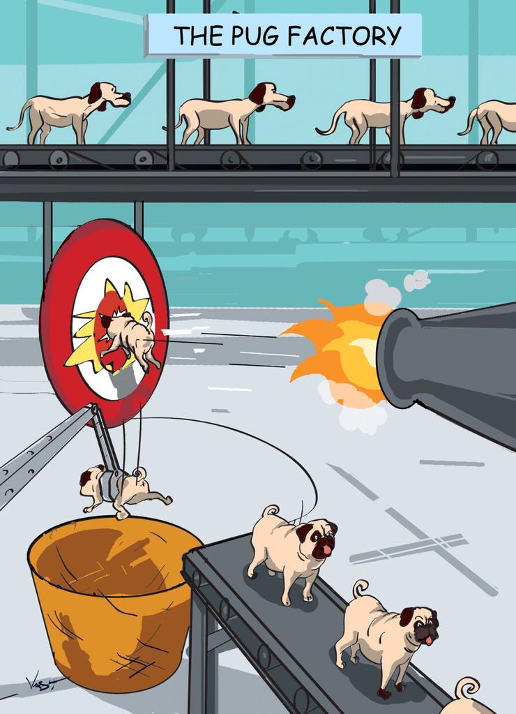 Bark. Vegans I summon you again..