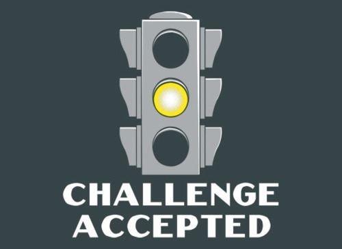 Barney. Awe wait for it. III! CHALLENGE ACCEPTED