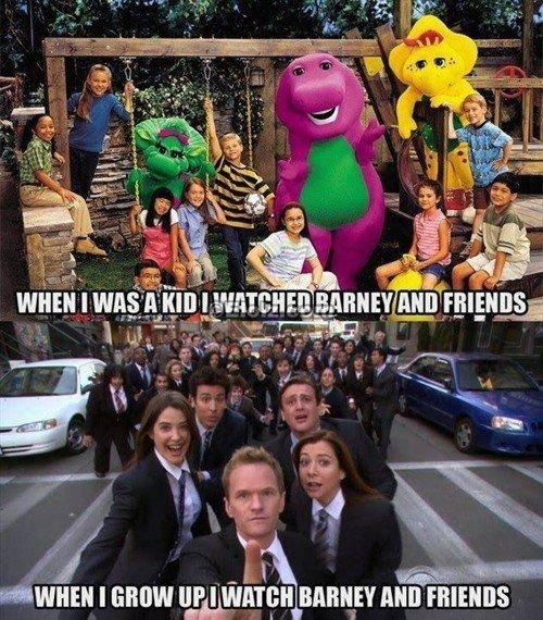 Barney & Friends. .