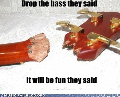 Bass Drop. five words minimum required . bass Drop fun