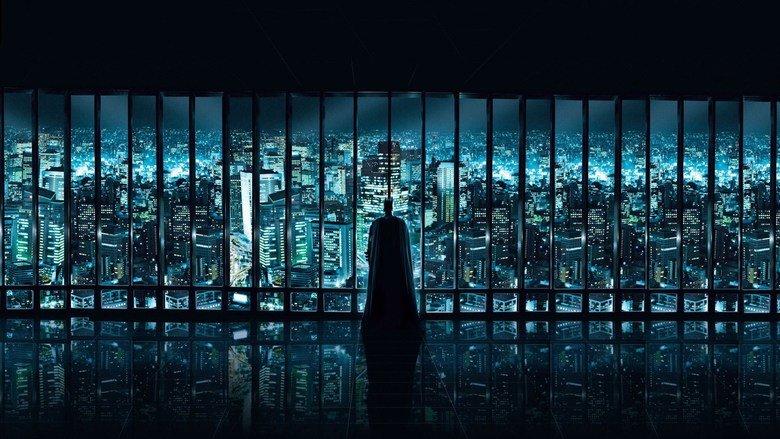 Batman. .. Tyler Durden is on the upper floor. Guess what happens next you dirty .