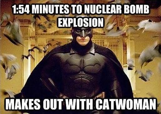Batman. . 1: 54 MINUTES TO MIME. everyones fw
