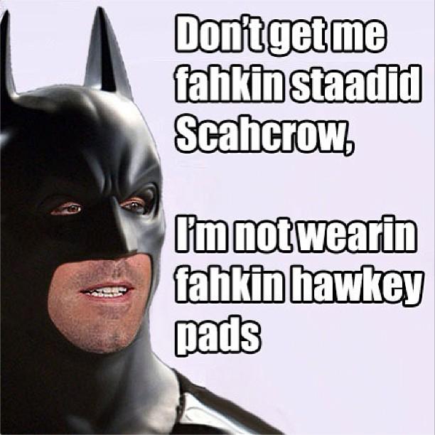 Bawstan Batman. . batman