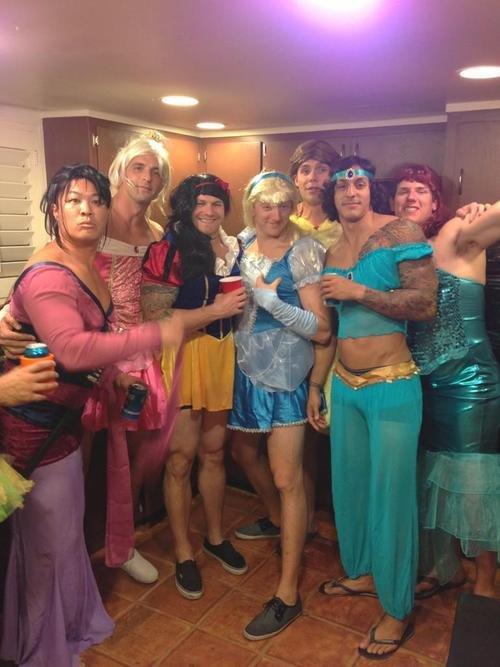 Because Mulan. .