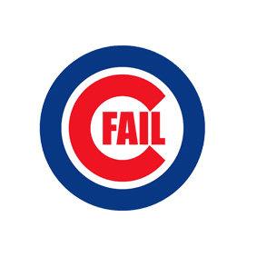 Because the Cubs Suck. Yep. Cubs fail Cardinals funny Photoshop