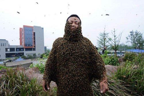 Bee yourself. .