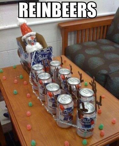 Beer. .
