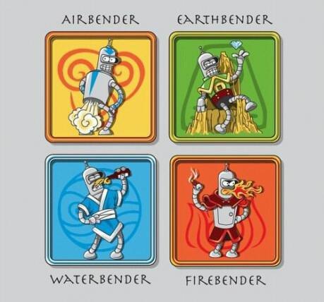 Bender bender. .. Gender Bender!!!
