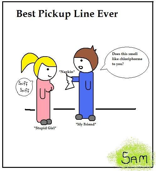 Best dating website pick up lines