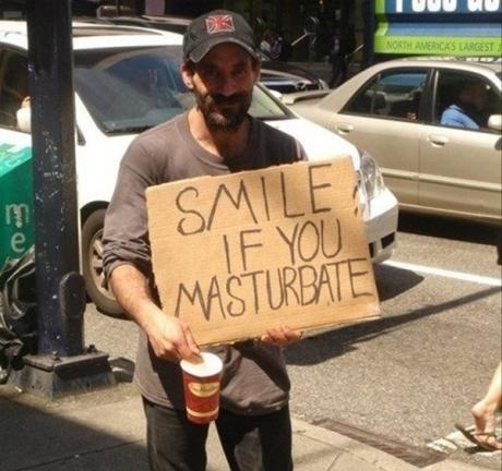 bet u smiled. .