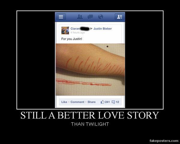 Better Than Twilight. true love. STILL /t BETTER LOVE STORY