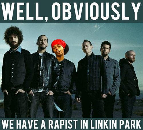 Better call the cops.. not OC.. WE HAVE l RAPIST Bl LINKIN PARK antoine dodson