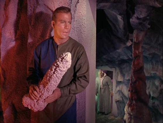 Beware of Kirk. .