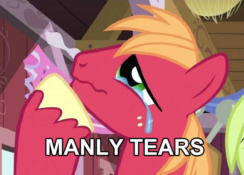 Big Mac Tears. . lloll 'v' hlel TEA/ RM. <--- Close up.