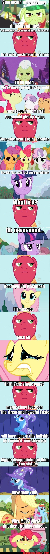 Big Mac is a dick pt 4. A study in assholism Part 1: www.funnyjunk.com/channel/ponytime/Big+Mac+is+a+dick+pt+1/qdlxDdq/ Part 2: www.funnyjunk.com/channel/ponyti
