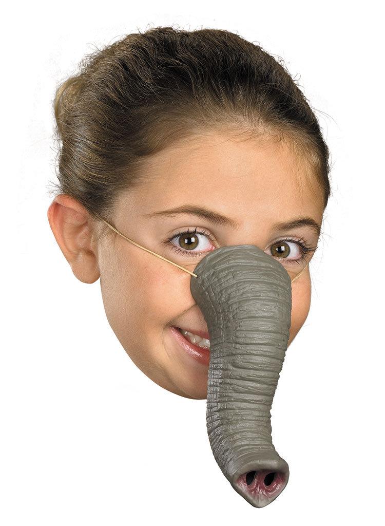 big nose. elephant. hot slut