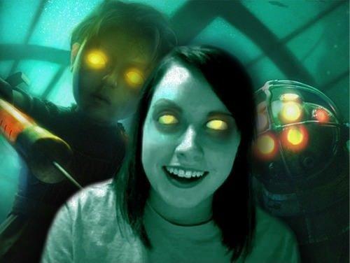 Bioshock DLC. .