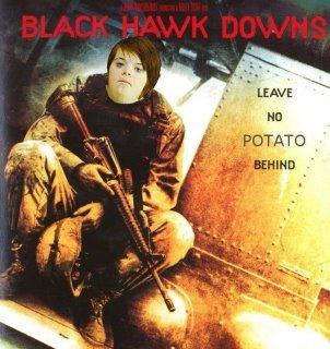 Black Hawk Downs. In Cinemas 2012.
