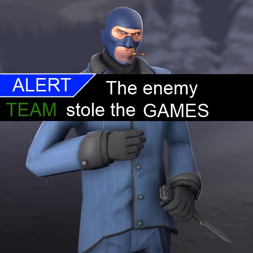 Blue Team Masterrace. Steam summer sail Blue Team - only Team. stole the GAMES. GOOOOO, BLUE TEAM!