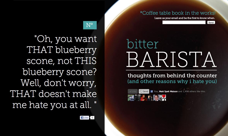 Blueberry scones. from bitterbarista dot com.