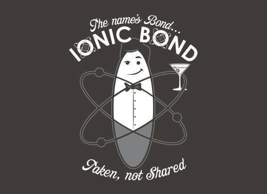 Bond. . ionic bond