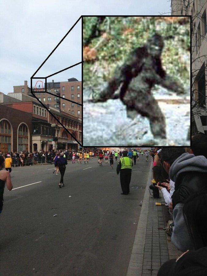 Boston Terrorist Confirmed. .
